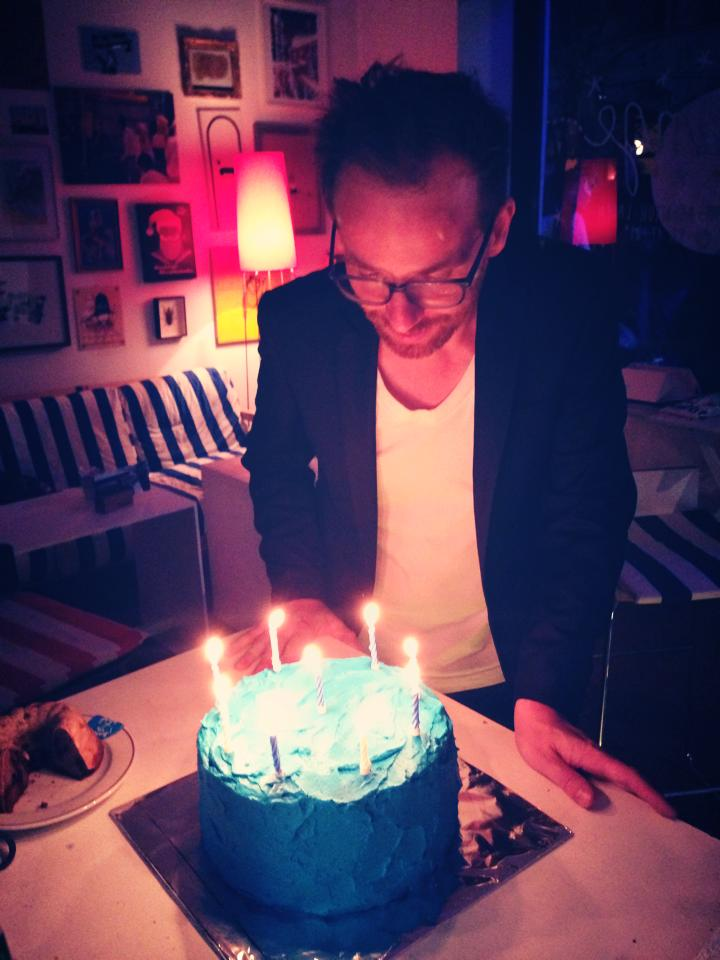 Markus Geburtstag
